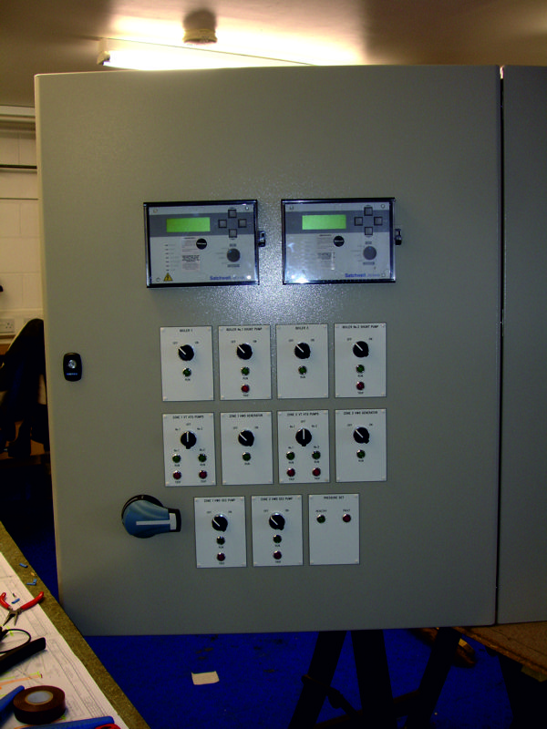 Control Panel Specialists Barmic Systems Ltd Lancing